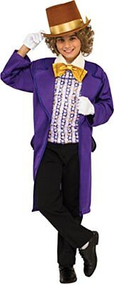 Willy Wonka And The Chocolate Factory - Willy Wonka - Child Costume](Willy Wonka Costume)