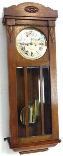 Gustav Becker Antique Clocks Ebay