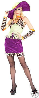 Big Mama Pimp Ho Womens Sexy Adult Halloween Costume - Standard](Handsome Halloween Costumes)