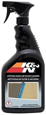 K&N 99-6010 HVAC Air Filter Cleaner 32-oz Trigger Pump Spray Bottle Cleaner 32 Oz Pump