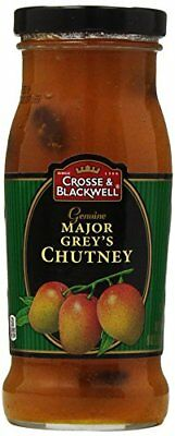 Crosse & Blackwell Genuine Major Grey's Chutney 9 Oz ()