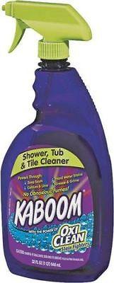 New Church   Dwight 35015 Kaboom Cleaner Shower Tub Tile 32 Oz