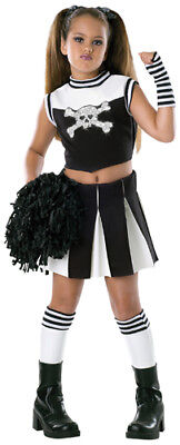 Cheerleader Bad Spirit Childrens Halloween Costume - Halloween Cheerleader Costume Kids