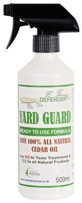 Yard-guard Spray (Yard Guard 500ml Natural Lawn & Garden Insect Control Spray)