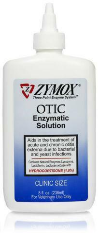 Zymox Otic Hydrocortisone Ear Care Ebay