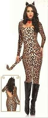 - Sexy Leoparden Catsuit