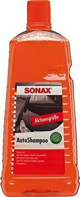 SONAX AutoShampoo Konzentrat (2 Liter) durchdringt und löstr Schmutz 2 Liter