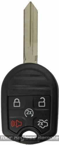 Lincoln Mkz Key Keyless Entry Remote Fob Ebay