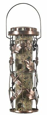 Perky-Pet 550 Copper Garden Wild Bird feeder