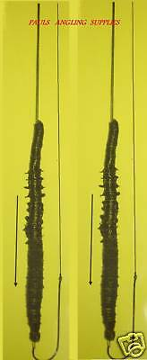 2 x Baiting Needles for Sea fishing Rag or Lug Worm