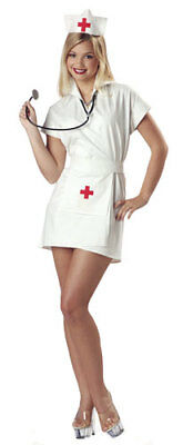 Fashion Nurse Womens Halloween Costume - Halloween Fashion Costumes
