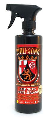 Wolfgang Car Care Deep Gloss Spritz Spray Paint Sealant 16 oz. WG-9200 16 Ounce Spray Paint