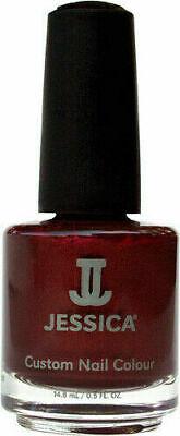 Jessica Cosmetics Custom Nail Color Polish -  378 Kinky - 14.8ml