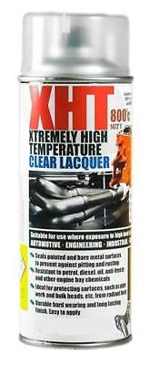 CLEAR LACQUER Extremely High Temperature Paint Engine 1470F Motorbike (VHT/CL)
