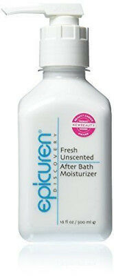 Best Fresh Unscented After Bath all-over body Moisturizer by Epicuren (16 (Best All Over Body Lotion)