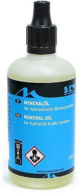 M-WAVE Aceite mineral 100ML frenos de discos HAYES, TEKTRO, SHIMANO