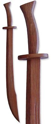 Wooden Broadsword - Martial Arts Wooden Kung Fu Broadsword 33