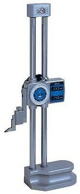 Mitutoyo 192-150 Dial Height Gage 0-12 Range .001 Graduation