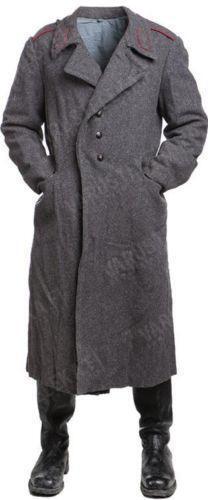 Army Greatcoat Militaria Ebay