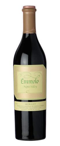 Emmolo Merlot 2018 Wine ***6 Bottles***