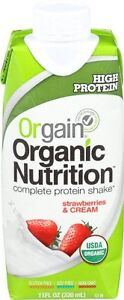 Organic Complete Nutritional Drink, Ready to Serve