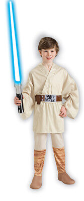 Luke Skywalker Halloween Costume Child (Star Wars Luke Skywalker Kids Halloween)