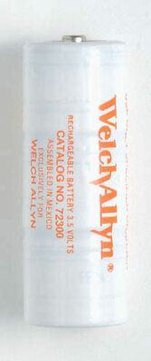 Welch Allyn Ni-cad Rechargeable Battery Orange For Wa71000a