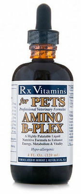 Rx Vitamins for Pets Amino B-Plex 4 fl oz - Exp Date: 10/2019