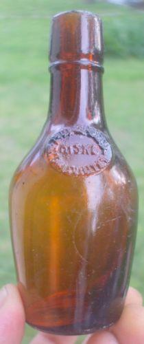 Paul Jones Whiskey Bottle Ebay
