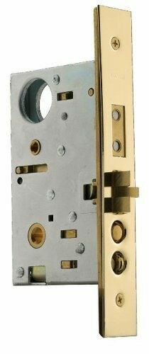 Baldwin 2.75 in. Right Handed Knob Entrance Lock (Right Hand)