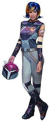 Rubies Sabine Star Wars Rebels Skywalker Darth Vader - Sabine Star Wars Rebels Kostüm