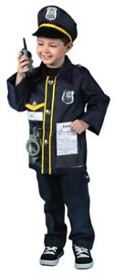 Halloween costume Policeman by Imaginarium 4-6