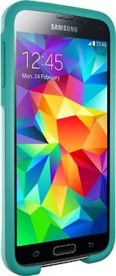 Otterbox Symmetry 77-41026 Phone Case For The Samsung Galaxy S5 - Sea Blue (Slim Otterbox Case For Samsung S5)