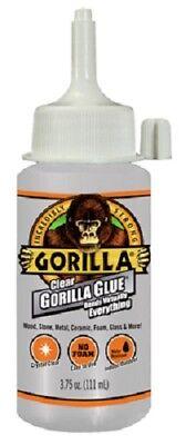 Gorilla Glue 3.75oz Crystal Clear Gorilla Glue Adhesive