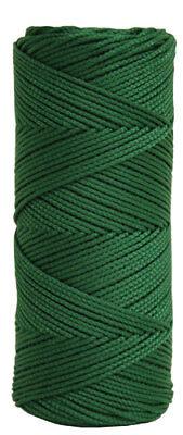 Kraft Bc344 Green Braid Line 1000 Tube Masons Line