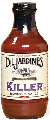 Jardines Bbq Sauce (D.L. Jardines Killer BBQ Sauce 18)