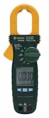 Greenlee Cm660 Ac True Rms Clamp Meter