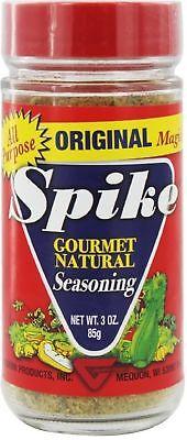 Spike Gourmet Natural Seasoning, Original Magic 3 oz