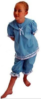 Bühne Show Tanz Charakter Vikoriansich Mädchen Damen Viktorianisch Belle - Tanz Kostüm Mädchen Großbritannien