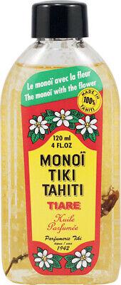 Monoi Tiare Tahiti - Libre de Químicos Aceite de Coco / Gardenia...