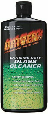 Bestselling Glass Cleaner Removes Toughest Hard Water Build up and Stains - 16oz