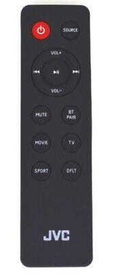 *NEW* 100% Genuine JVC Soundbar Remote Control for TH-WL315B THWL315B