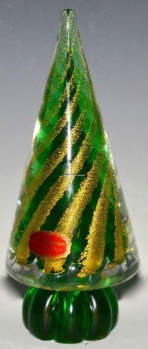 Murano Christmas Tree: Italian | eBay
