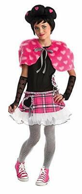 Rubie's Drama Queens Tween Harajuku Girl Costume - Tween Small (0- 2) NEW - Tween Costumes Girls