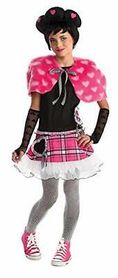 Rubie's Drama Queens Tween Harajuku Girl Costume - Tween Small (0- 2) NEW - Harajuku Girls Costume