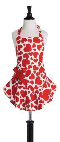 Valentine Apron Ebay