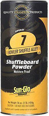 Shuffleboard Powder Wax-16oz Container New