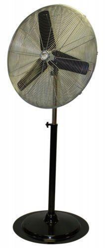 Industrial Pedestal Fans : Industrial pedestal fan ebay