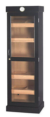 Black Oak 3000 Cigar Tower Cabinet Humidor / FREE SHIPPING, used for sale  Fort Lauderdale