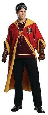 Harry Potter Quidditch Costume Adult Unisex Gryffindor Cosplay - Quidditch Outfit